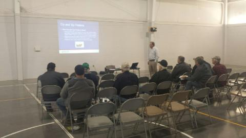 Kansas Corn Farmer Town Hall meetings on Syngenta GMO Corn Lawsuits